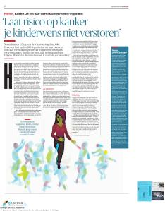 Illustratie: Brecht Evens